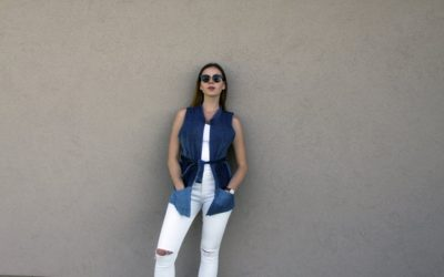 Celebrating Being Different with Denim